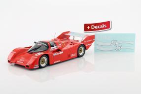 Modellautos Porsche 962 1:18 IMSA