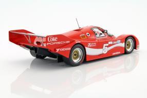 model cars Porsche 962 1:18 IMSA