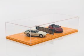 model cars #Porsche #Tennis #Grand #Prix 2017 1:43