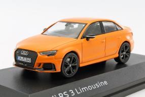 Audi RS 3 Limousine 1:43
