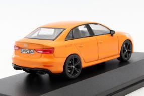 Modellautos Audi RS 3 Limousine 1:43