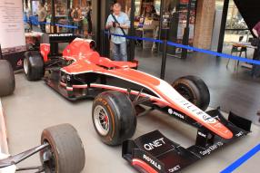 Formel 1 in der Classic Remise 2016