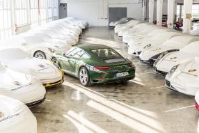 Porsche 911 Eine Million #Porsche911
