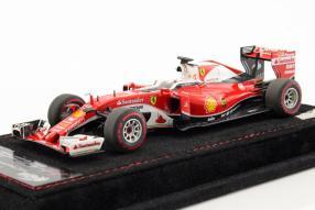 Ferrari SF16-H Formel 1 Vettel 2016 1:43