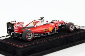 Modellautos Ferrari SF16-H Formel 1 Vettel 2016 1:43