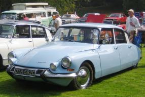 Citroen DS 19 Series 2 1959