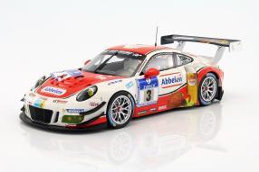 Porsche 911 Frikadelli 1:18