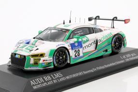 Audi R8 LMS Land Motorsport 2016 1:43