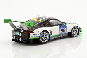 Porsche 911 991 Team Manthey 1:18