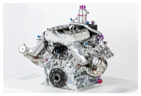 Motor Porsche 919