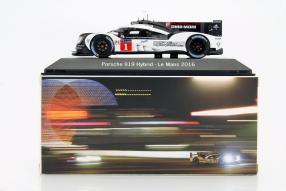 Museums Edition Porsche 919 1:43 #LeMans24