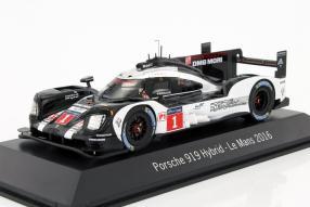 modellautos Museums Edition Porsche 919 1:43 #LeMans24