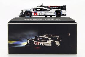 Porsche 919 Museums Edition 1:43 #LeMans24