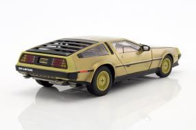 modelcars DeLorean 1:18 Sunstar