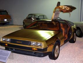 DeLorean by Lvtalon