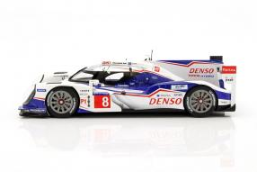 model cars Toyota TS040 1:18