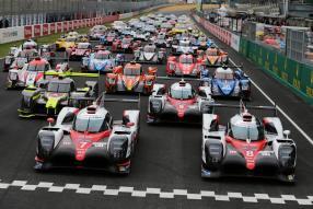 Toyota Gazoo racing #LeMans24