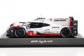 Model cars Porsche 919 hybrid 2017 1:43