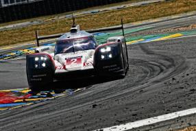 Porsche Nr. 2 gewinnt Le Mans 2017