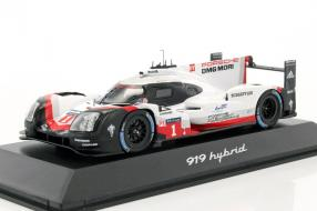 Promo Modellautp Porsche Le Mans 2017