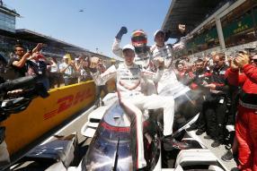 Porsche gewinnt Le Mans 2017 Timo Bernhard
