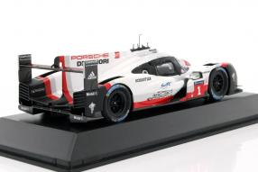 Promo Modellauto Porsche Le Mans 2017