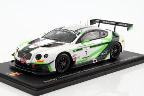 Bentley Continental GT3 1:43