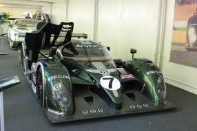 Bentley Speed 8 #LEMANS24 2003