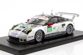 Porsche 911 RSR Le Mans 2016