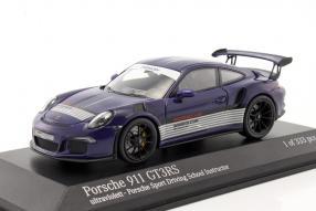 model cars #Porsche 911 GT3 RS Sports Cup Deutschland 1:43