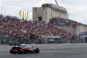 BMW Marco Wittmann am #Norisring 2016