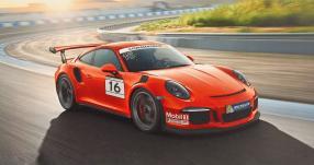 Porsche Sports Cup Promo Car