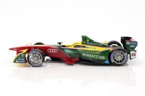 Audi #FormelE 2017 #modellautos 1:18