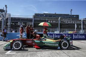 #Audi Formel E 2017 Berlin