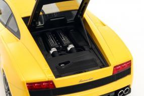 Modellautos Lamborghini Gallardo Valentino Balboni 1:18