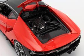 Modellautos Lamborghini Centenario 1:18 Maisto