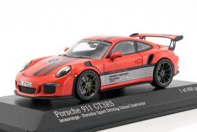 Porsche 911 GT3 RS Driving School 1:43