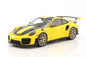 Porsche 911 GT2 RS 1:18 by #Spark