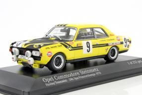 Opel Commodore A 1970 1:43