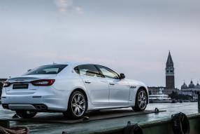Modellautos Maserati Quattroporte 2017