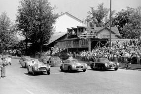 #GP #Bern Start 1952