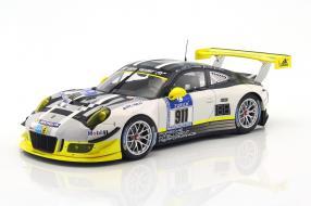 Porsche 911 Manthey Racing 1:18