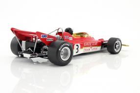 Modellautos Lotus 72 1:18