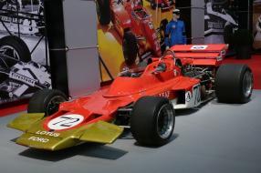 Lotus 72 by Stahlkocher