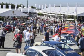 Porsche beim AvD Oldtimer Grand Prix