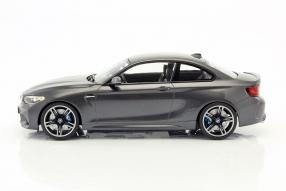 Modellautos BMW M2 2016 1:18