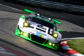 Porsche 911 Manthey Racing