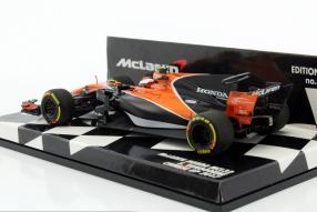 Modellautos McLaren MCL32 1:43