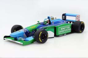 Benetton B194 Michael Schumacher 1:18