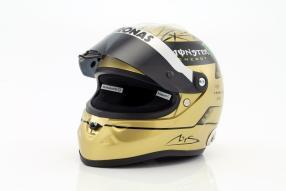 Schuberth Helm Michael Schumacher 1:2 Jubiläum